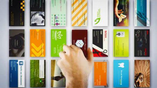 Как сделать визитки для нашего бизнеса